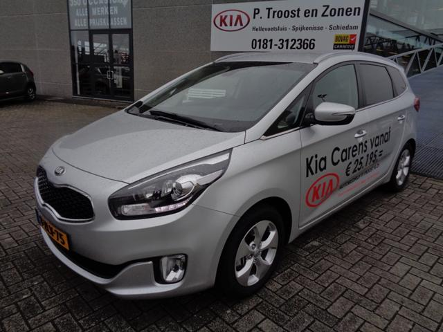 2019 Kia Carens photo - 1