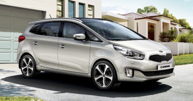 2019 Kia Carens photo - 5