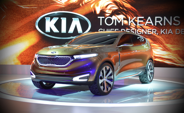 2019 Kia Cross GT Concept photo - 6