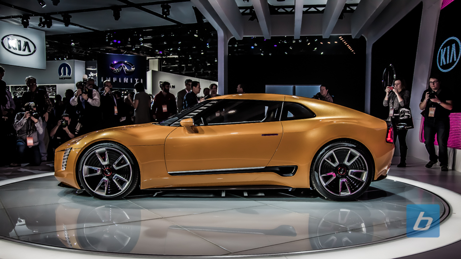 2019 Kia GT4 Stinger Concept photo - 4
