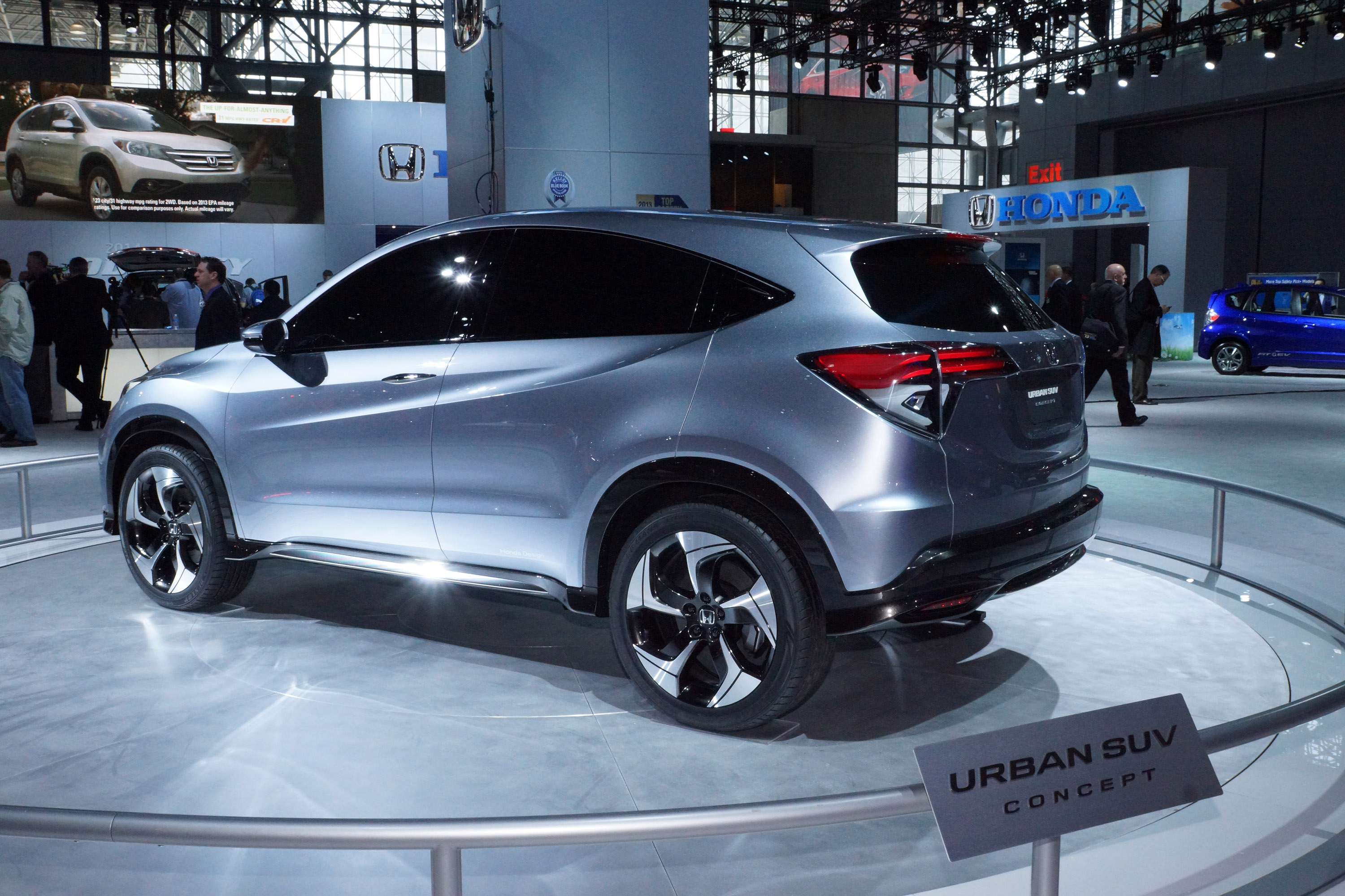 2019 Kia Kee Concept photo - 1