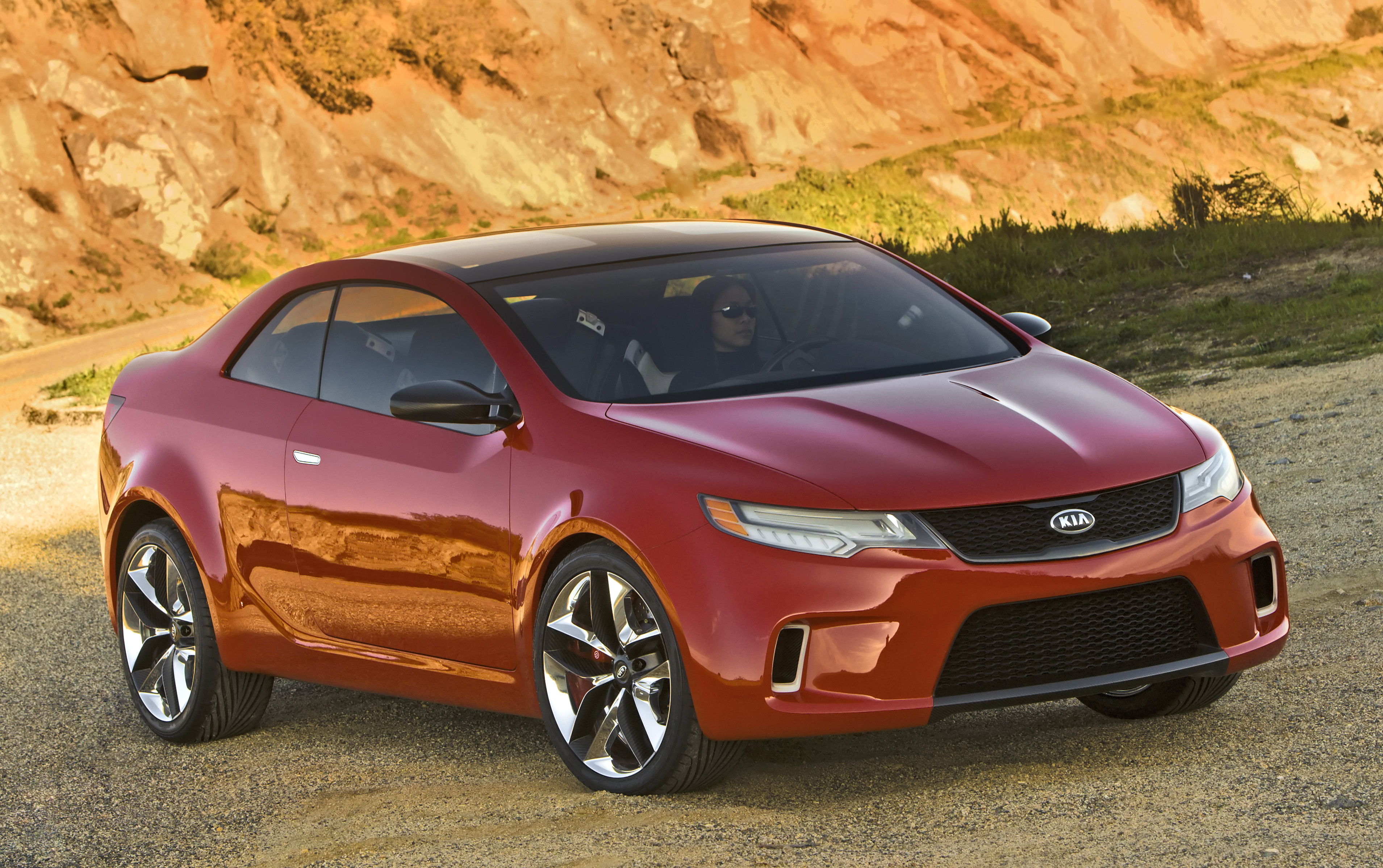 2019 Kia KOUP Concept photo - 1