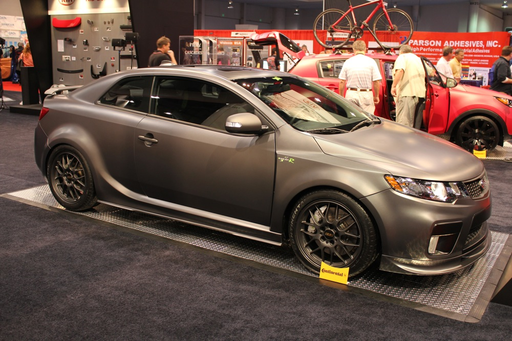 2019 Kia KOUP Concept photo - 3