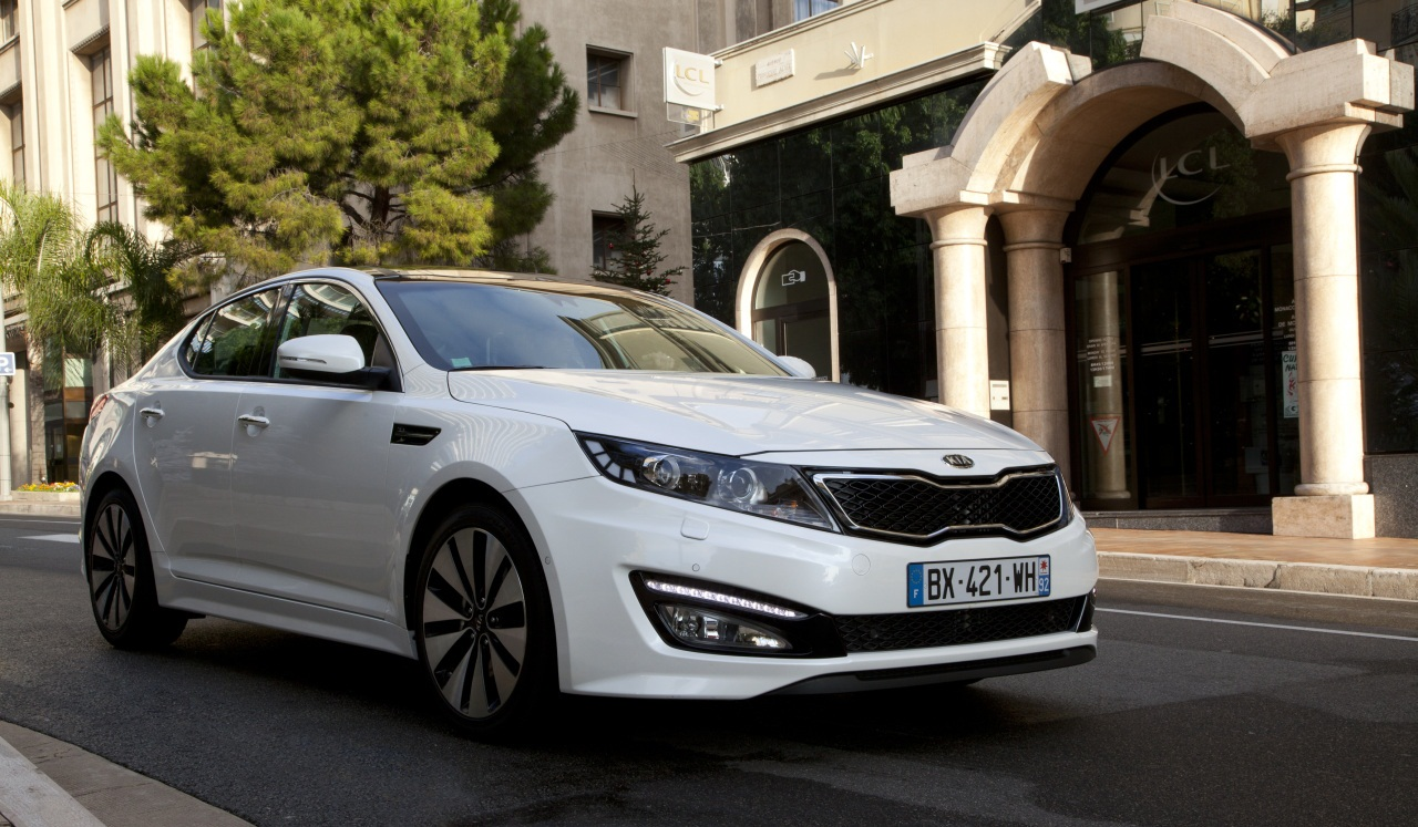 2019 Kia Optima photo - 5