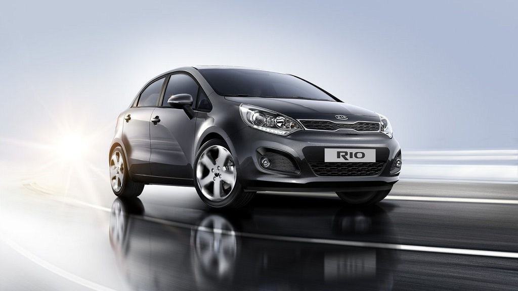 2019 Kia Rio photo - 5