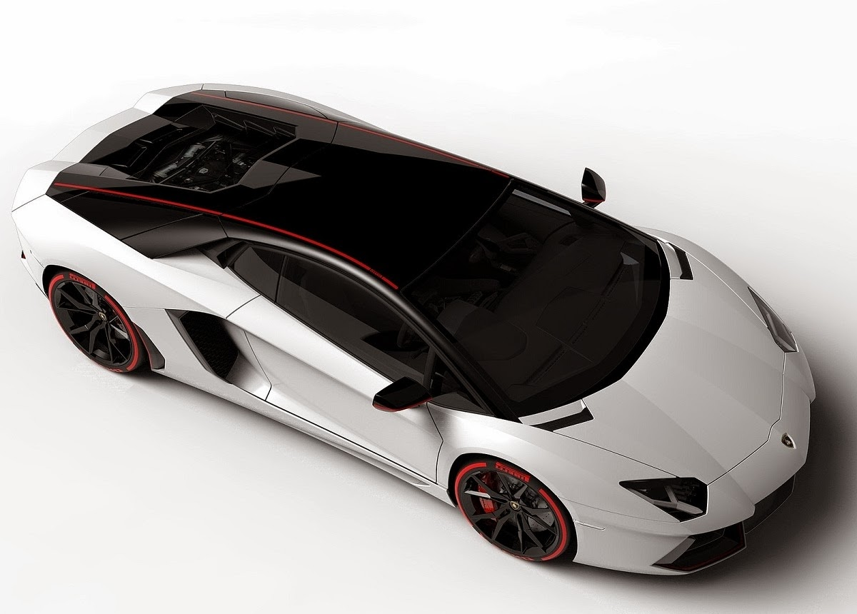 2019 Lamborghini Aventador LP700 4 Pirelli Edition photo - 2