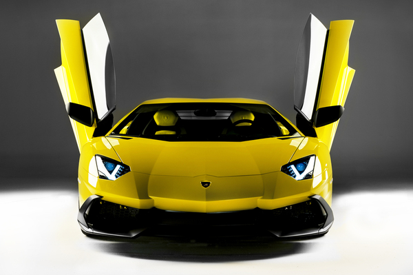 2019 Lamborghini Aventador LP720 4 50th Anniversary photo - 6