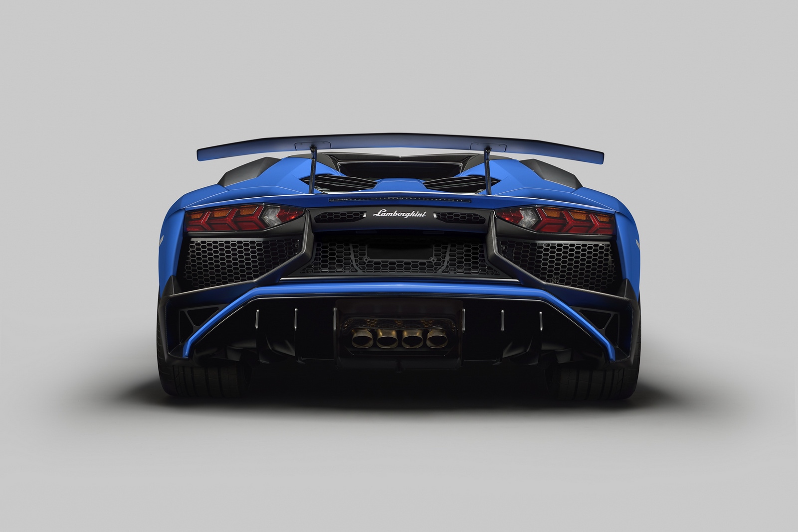 2019 Lamborghini Aventador LP750 4 SV photo - 5