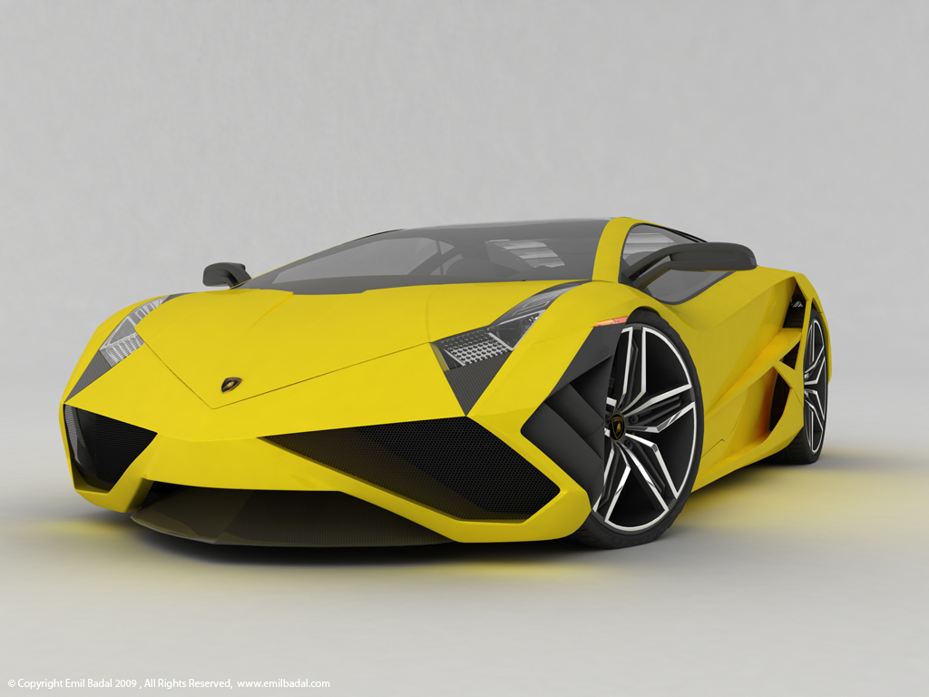 2019 Lamborghini Concept S photo - 1