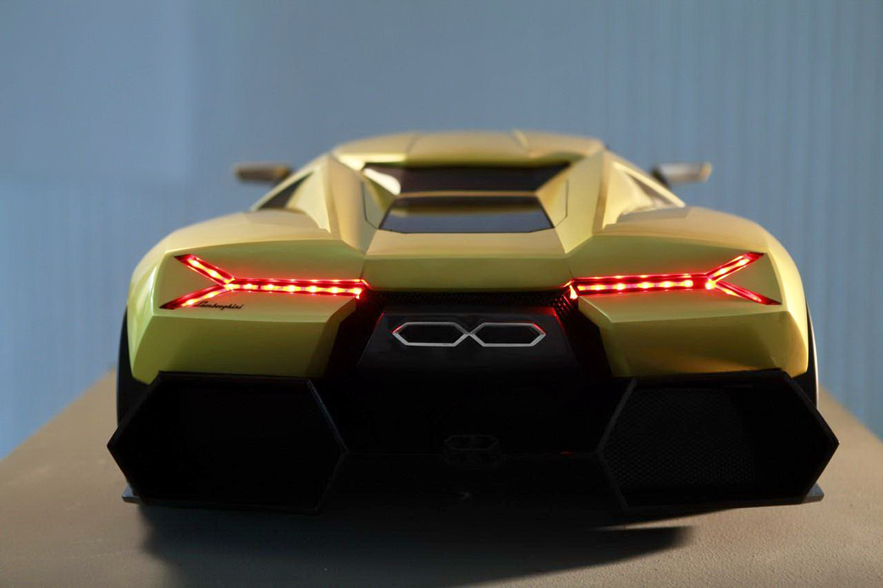 2019 Lamborghini Egoista Concept photo - 1