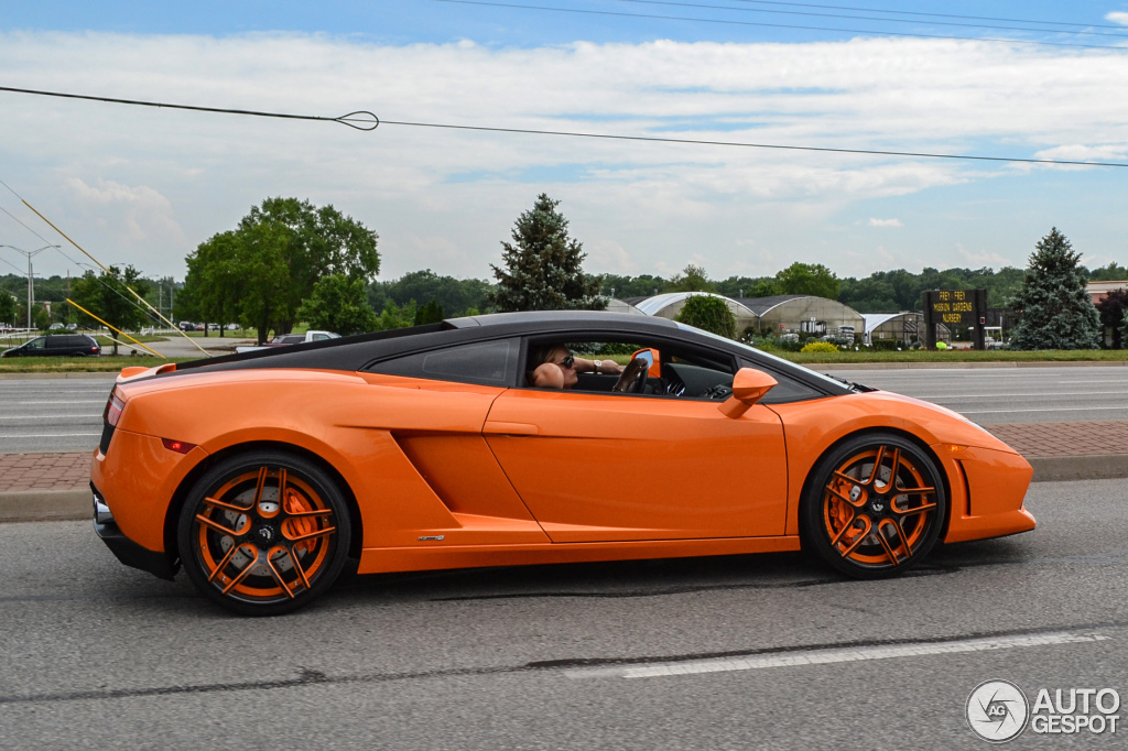 2019 Lamborghini Gallardo LP560 4 Bicolore photo - 2