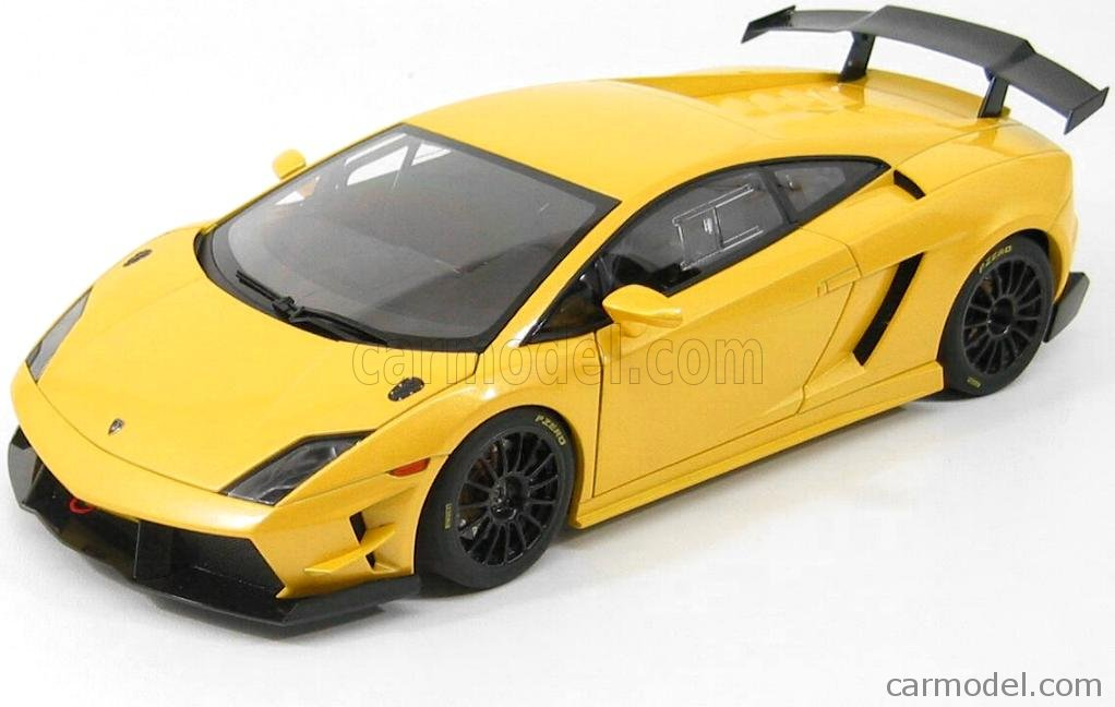 2019 Lamborghini Gallardo LP560 4 Super Trofeo photo - 4