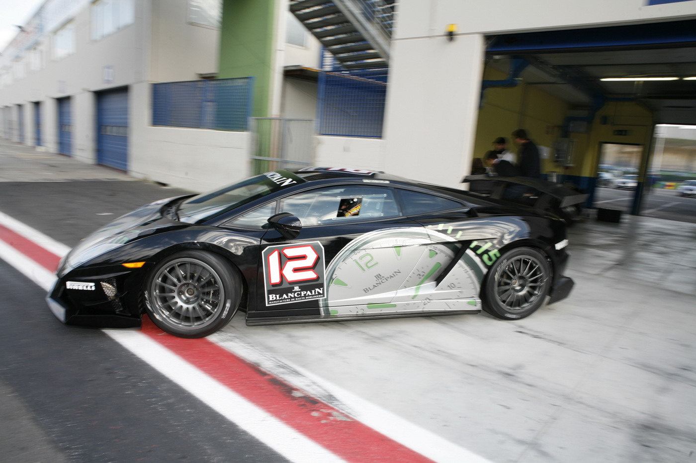 2019 Lamborghini Gallardo LP560 4 Super Trofeo photo - 5