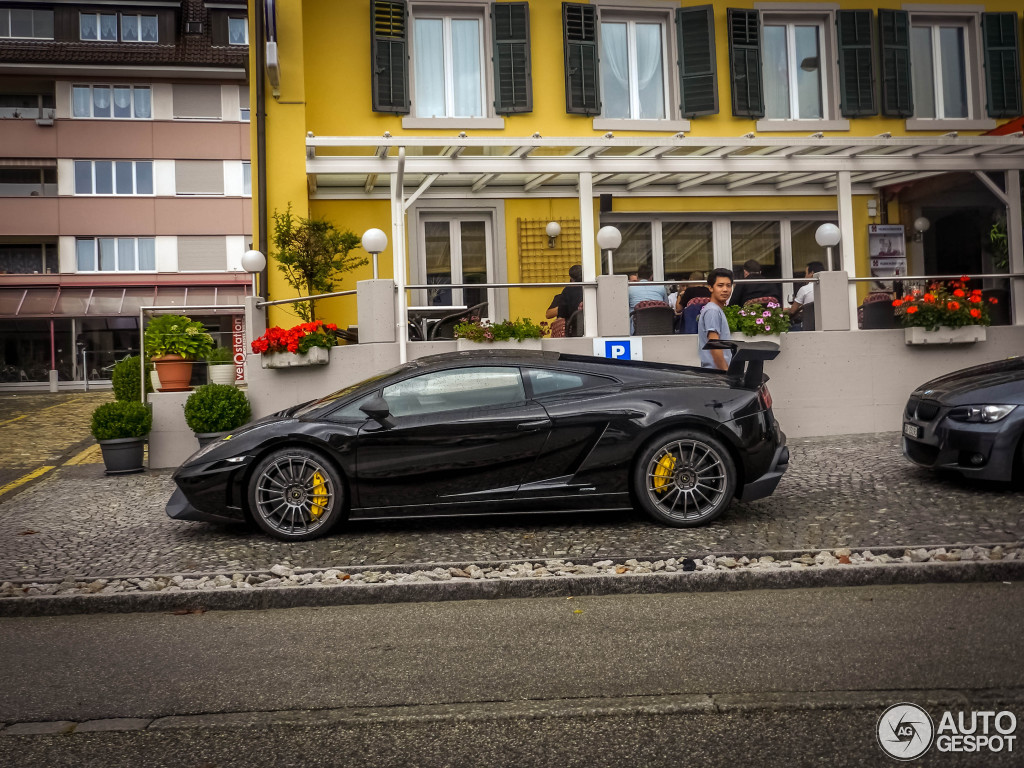 2019 Lamborghini Gallardo LP570 4 Blancpain photo - 4