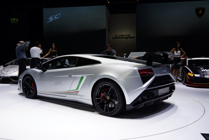 2019 Lamborghini Gallardo LP570 4 Squadra Corse photo - 5