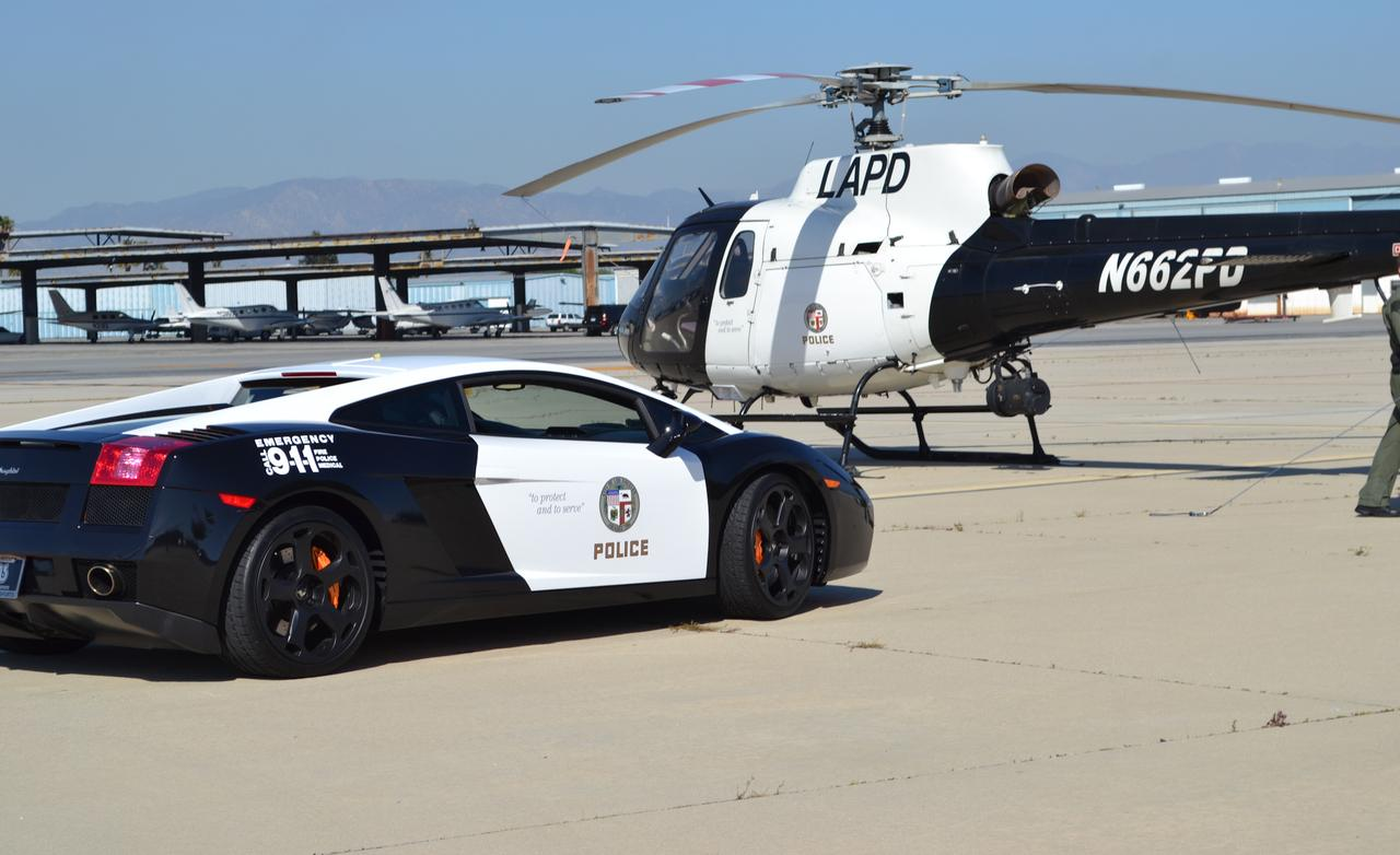 2019 Lamborghini Gallardo Police Car photo - 1
