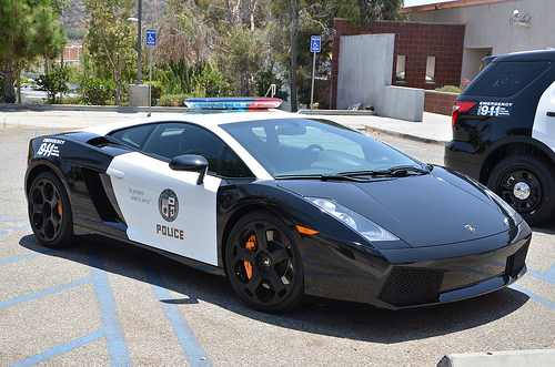 2019 Lamborghini Gallardo Police Car photo - 3