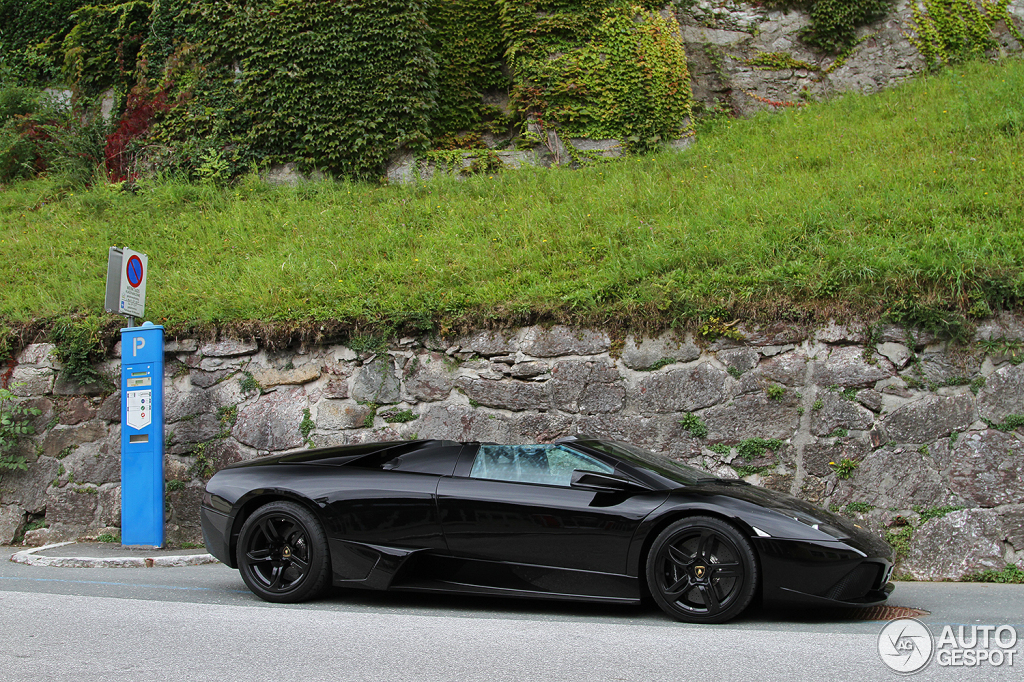 2019 Lamborghini Murcielago LP640 Roadster photo - 4