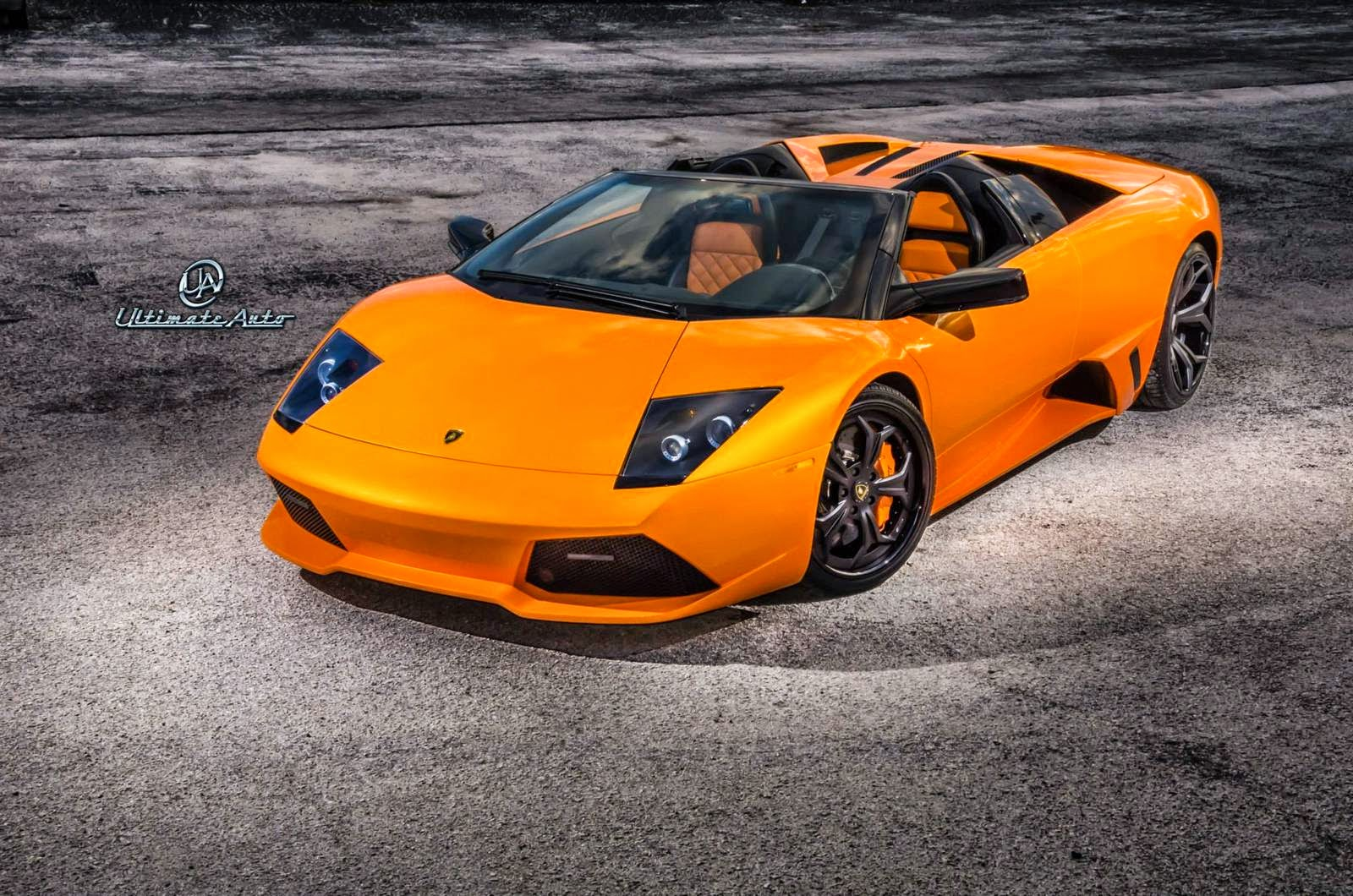 2019 Lamborghini Murcielago LP640 Roadster photo - 5