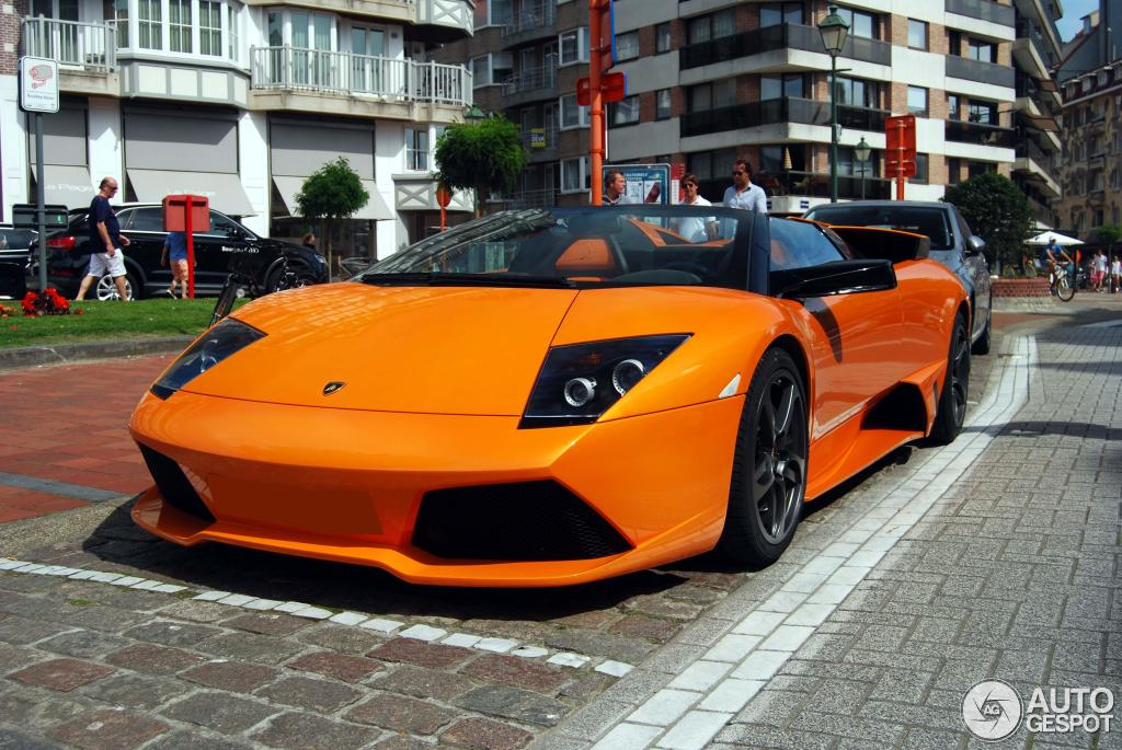 2019 Lamborghini Murcielago LP640 Roadster photo - 6