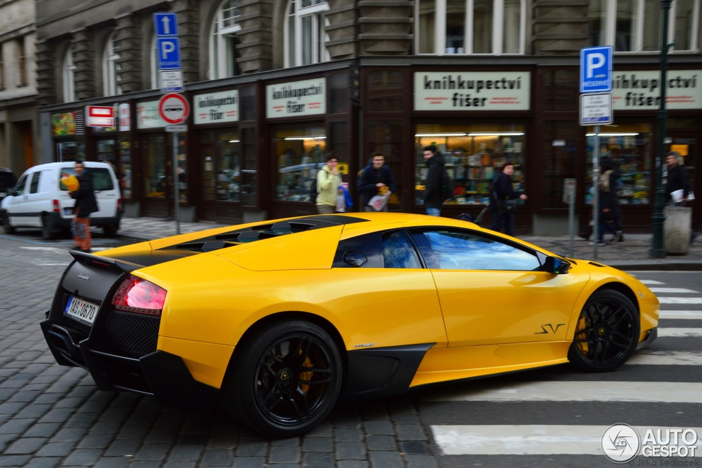 2019 Lamborghini Murcielago LP670 4 SuperVeloce photo - 1