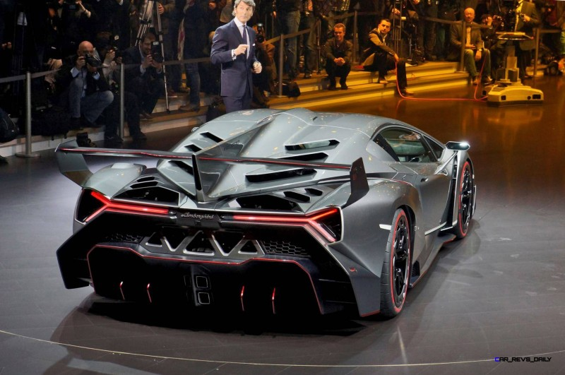 2019 Lamborghini Veneno photo - 3