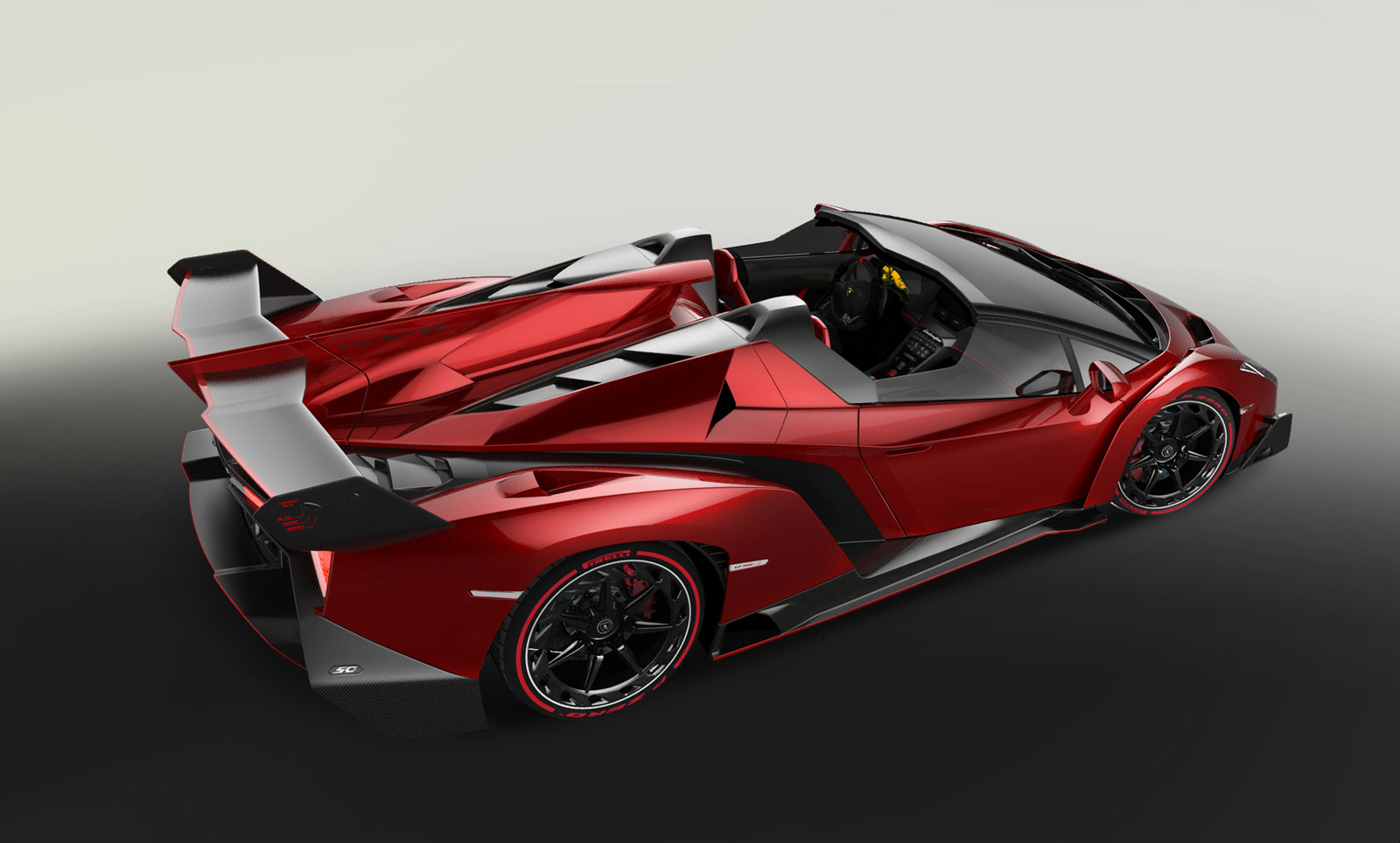 2019 Lamborghini Veneno photo - 6