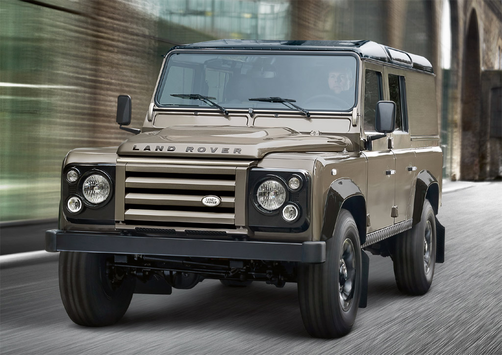 2019 Land Rover Defender photo - 6