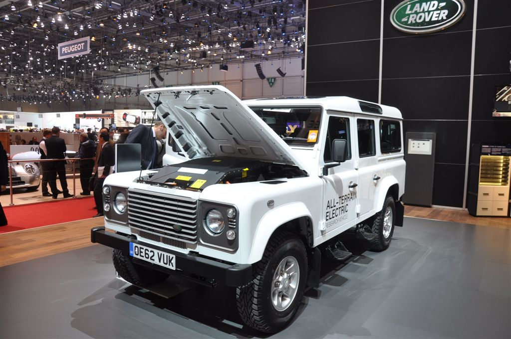 2019 land rover defender electric concept car photos. Black Bedroom Furniture Sets. Home Design Ideas