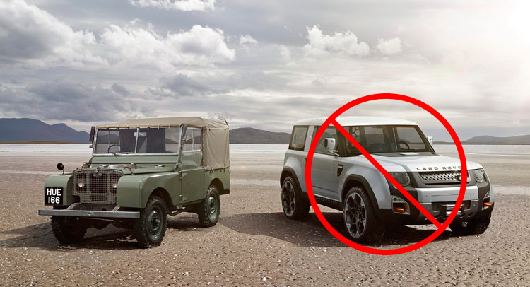2019 Land Rover Defender Electric Concept photo - 6