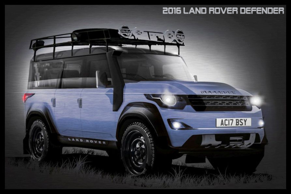 2019 Land Rover Defender X Tech photo - 1