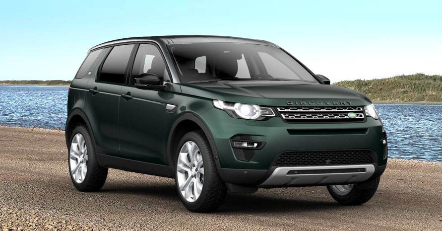 2019 Land Rover Discovery photo - 4