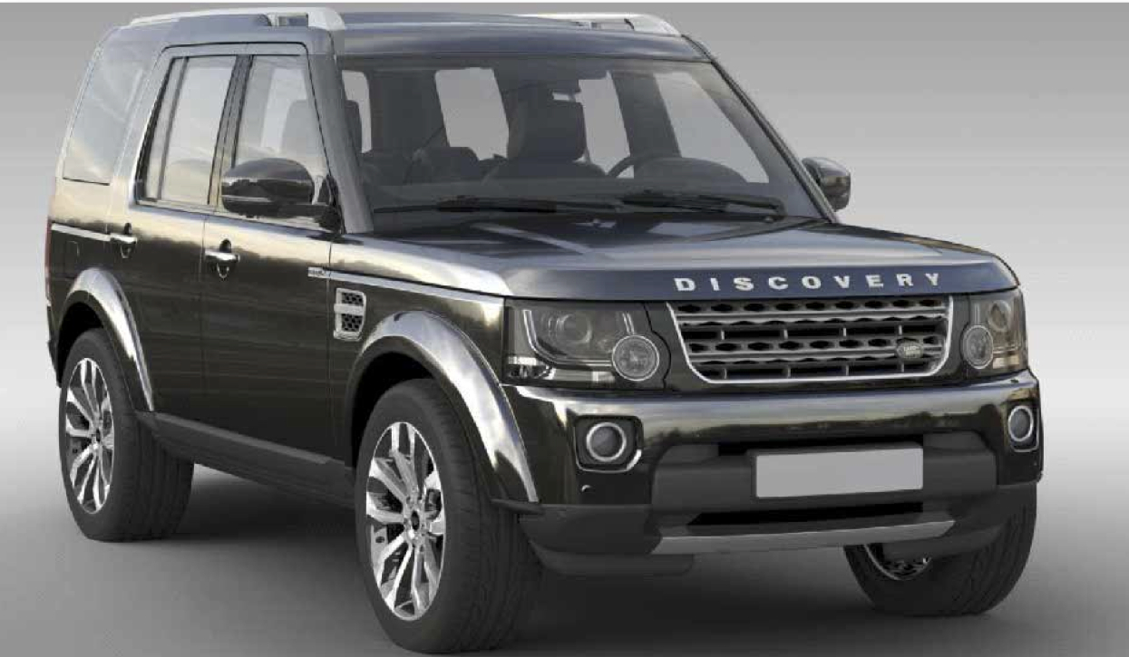 2019 Land Rover Discovery XXV Edition photo - 2