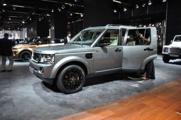 2019 Land Rover Discovery XXV Edition photo - 5