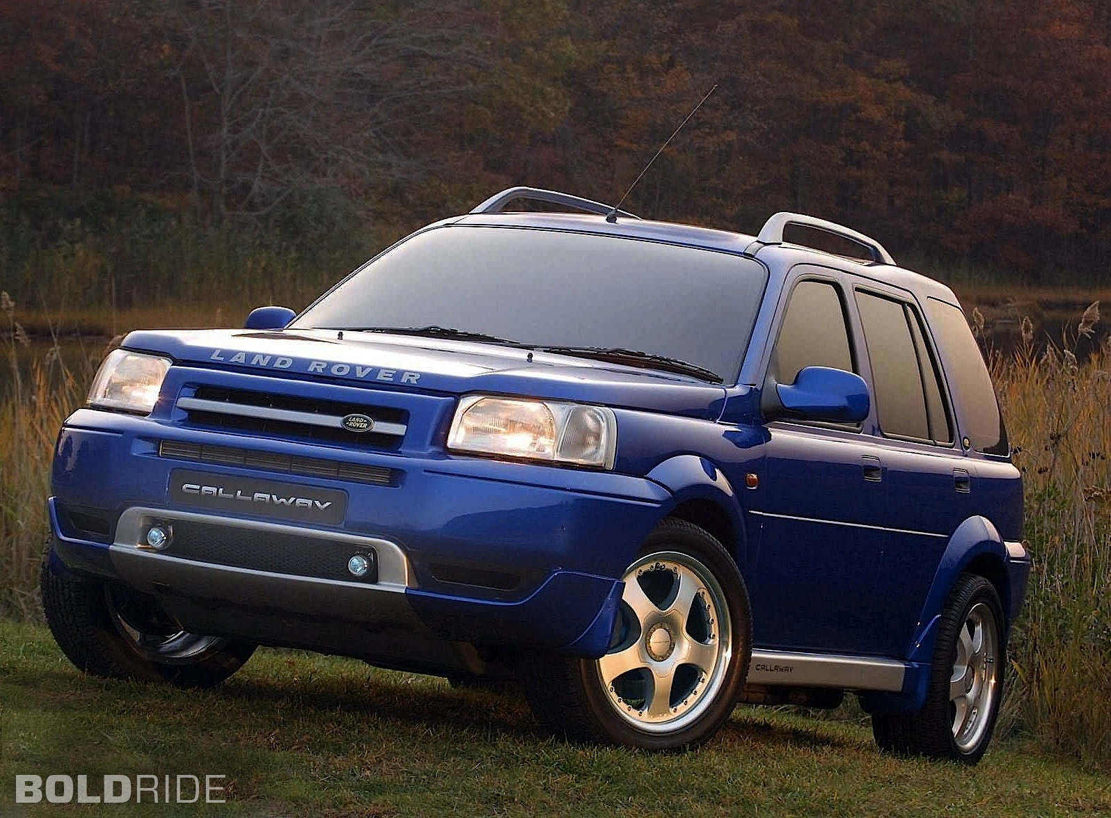 2019 Land Rover Freelander Callaway photo - 2