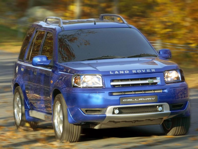 2019 Land Rover Freelander Callaway photo - 4