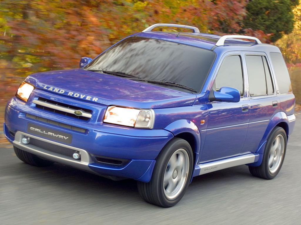2019 Land Rover Freelander Callaway photo - 6