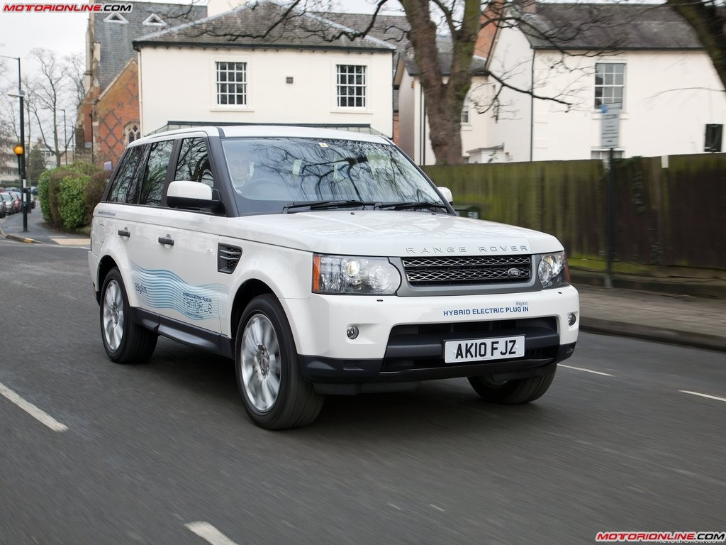 2019 Land Rover Land e Concept photo - 5