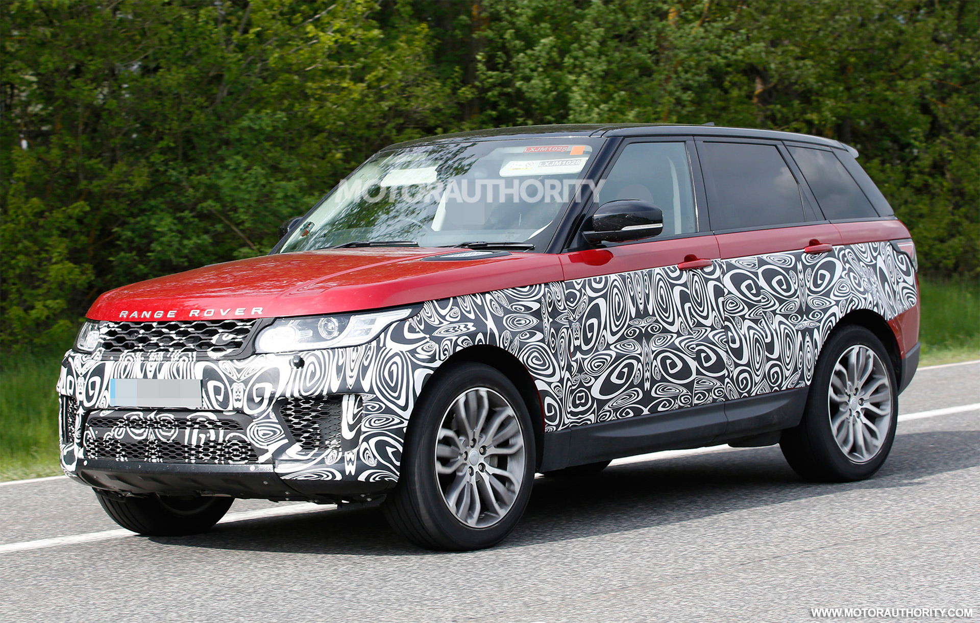 2019 Land Rover Range e Concept photo - 5