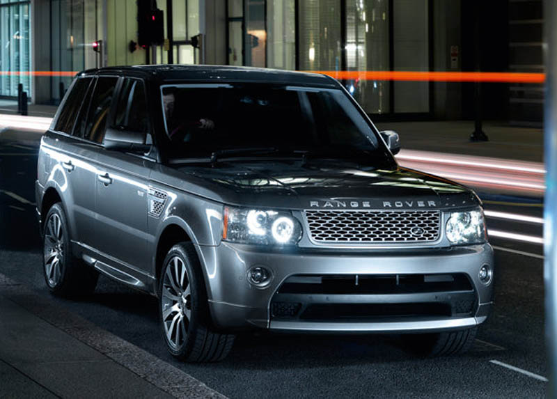 2019 Land Rover Range Rover Autobiography photo - 3