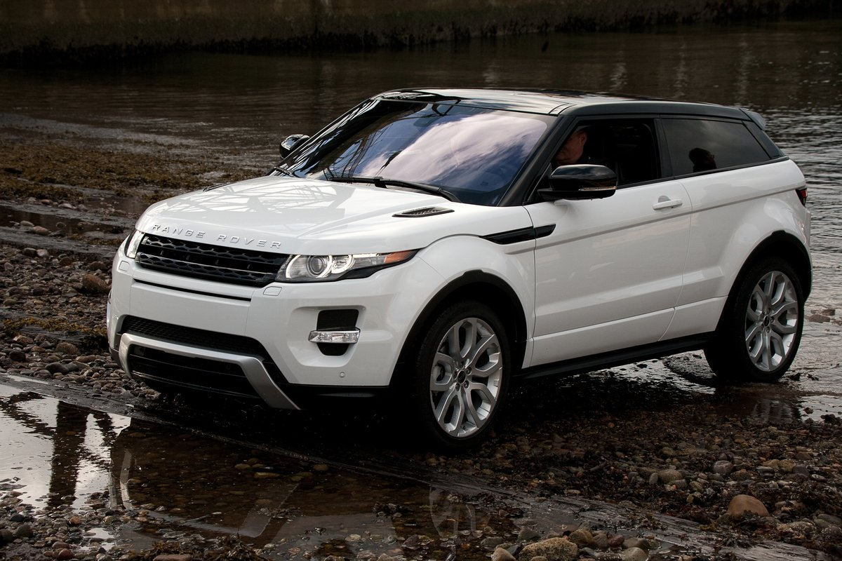 2019 Land Rover Range Rover Evoque photo - 6