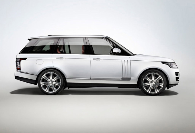 2019 Land Rover Range Rover Hybrid photo - 3