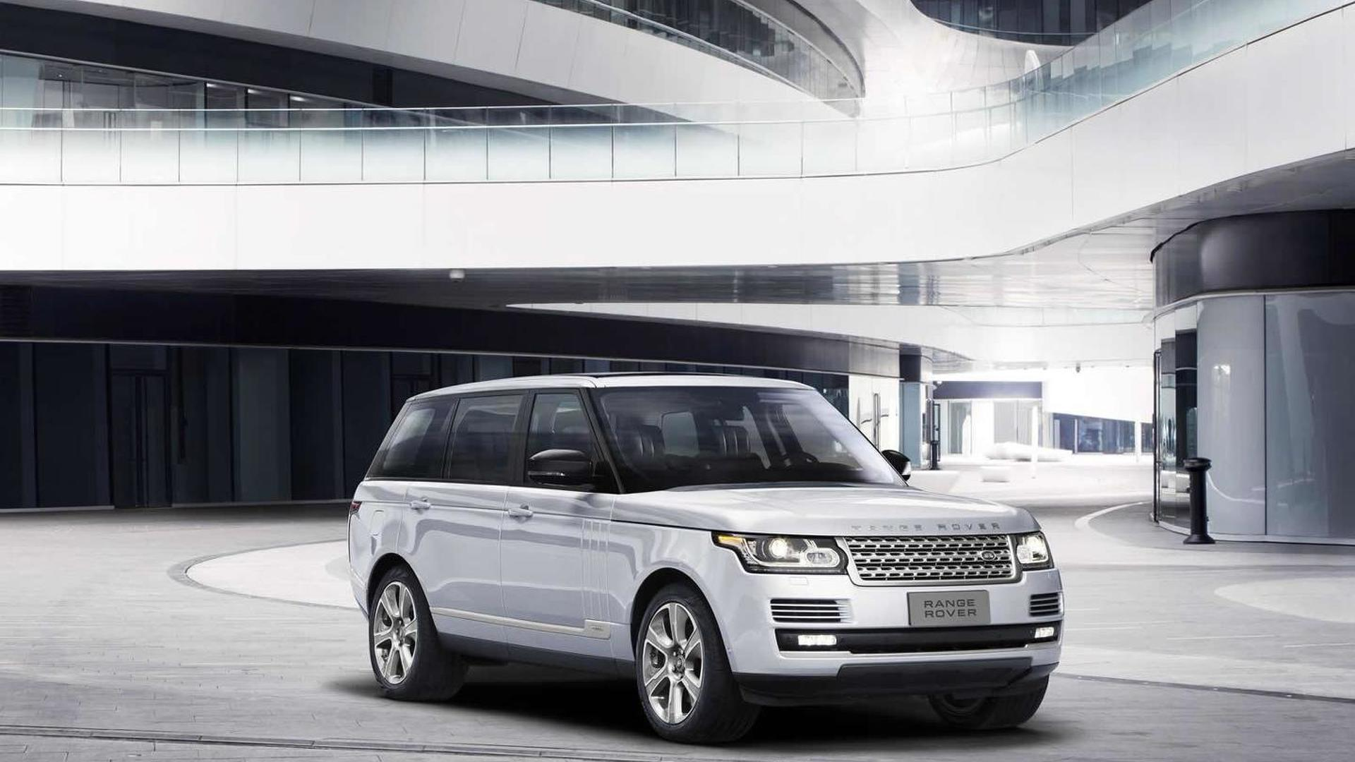 2019 Land Rover Range Rover Hybrid photo - 6