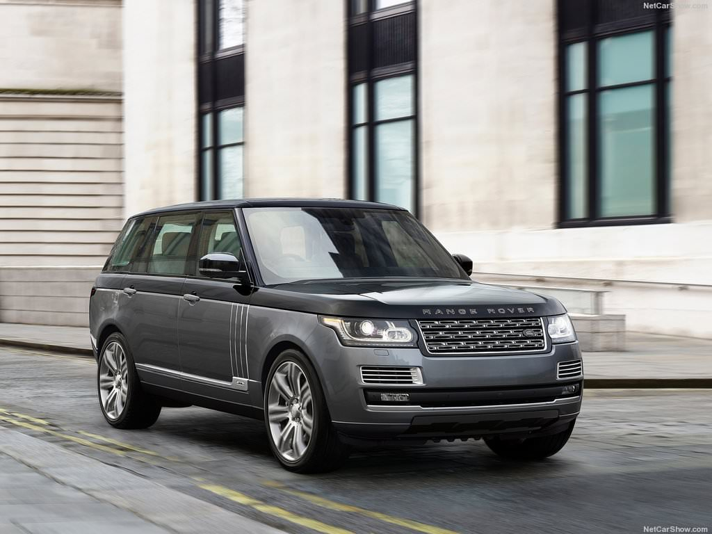 2019 Land Rover Range Rover SV Autobiography new photo - 4