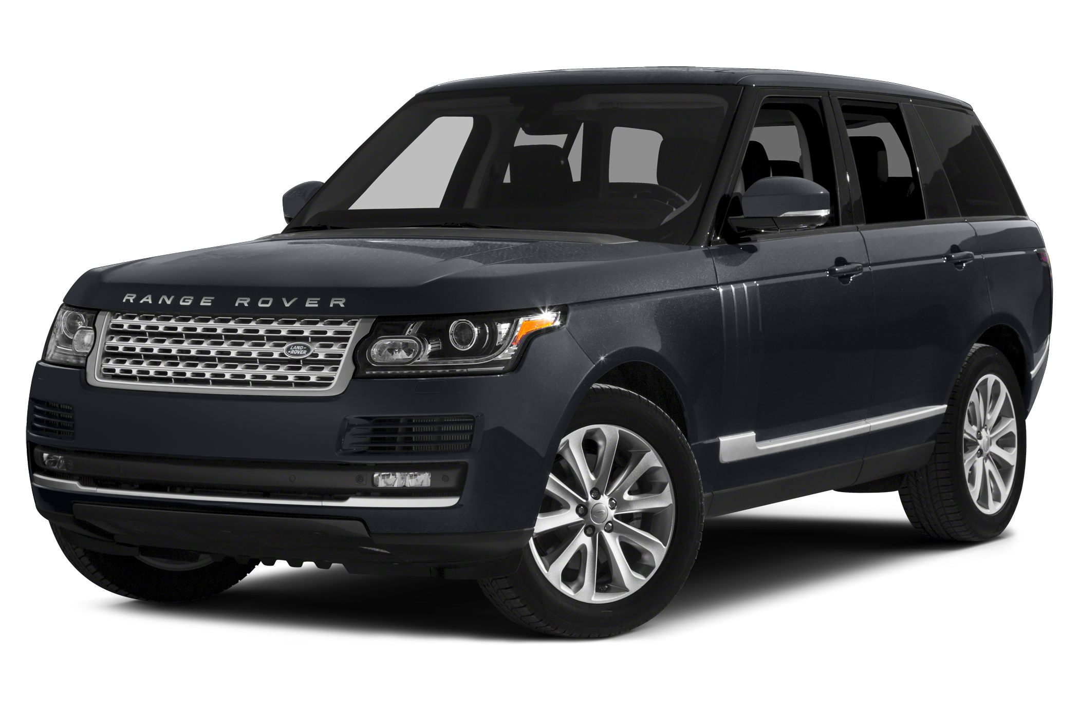2019 Land Rover Supercharged Range Rover photo - 3