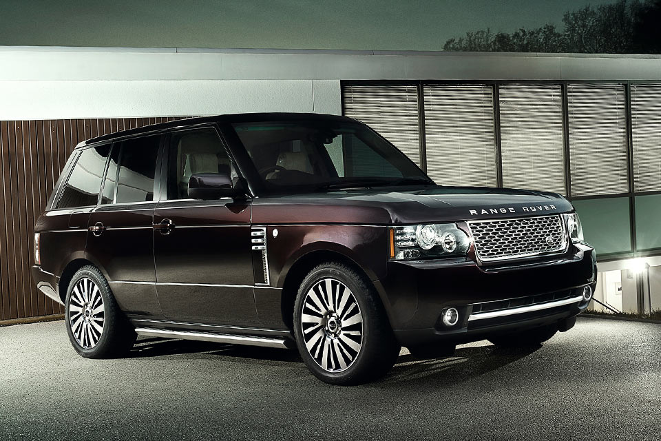 2019 Land Rover Supercharged Range Rover photo - 4