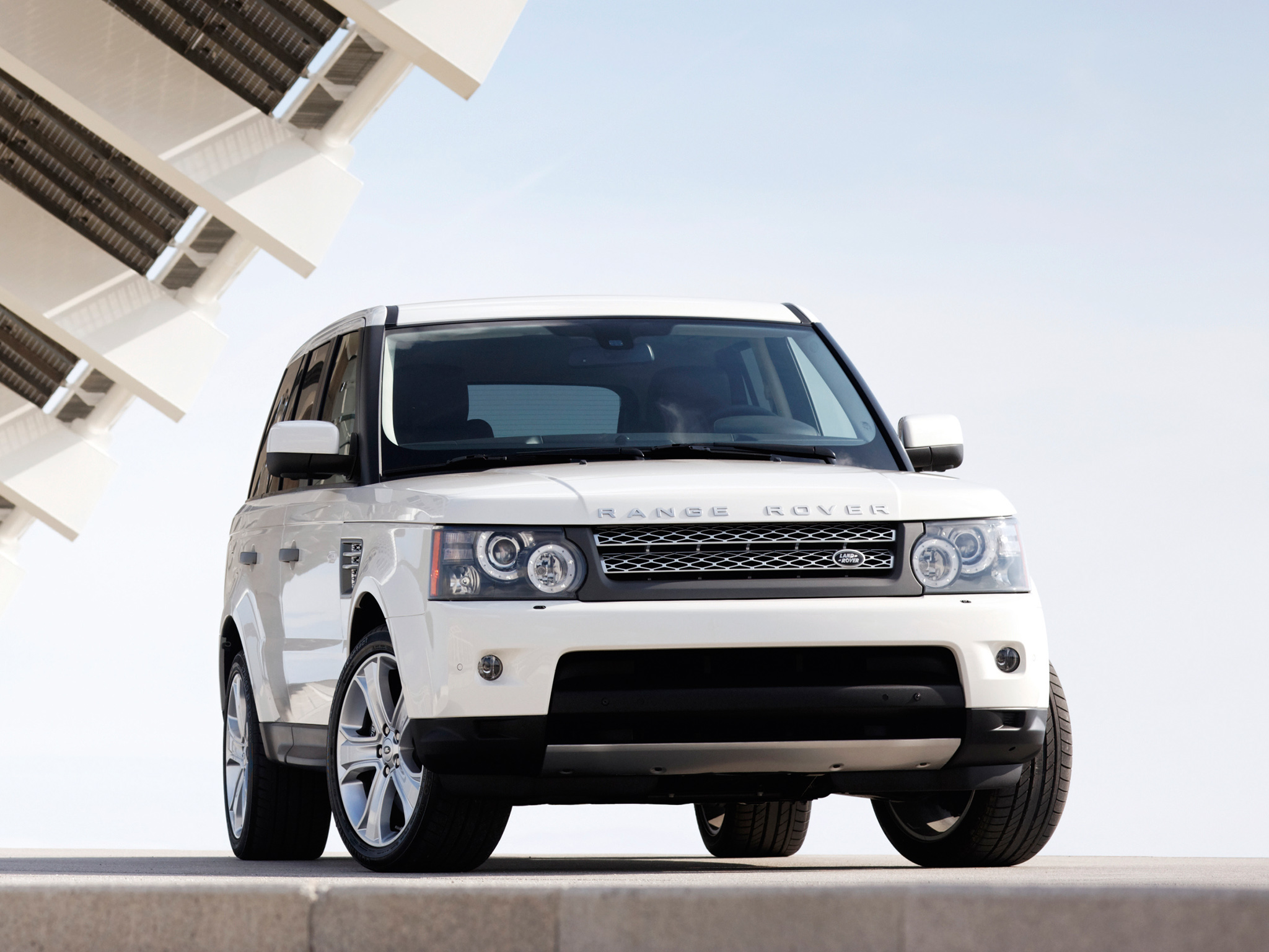 2019 Land Rover Supercharged Range Rover photo - 6