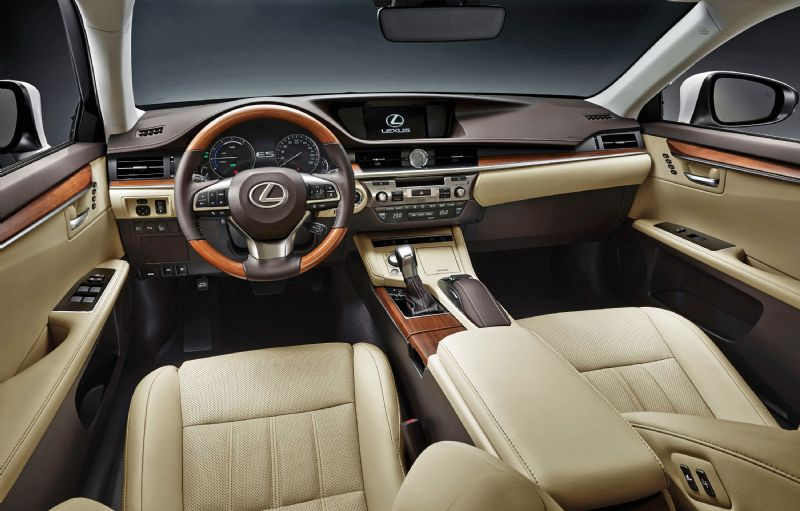 2019 Lexus ES 350 photo - 3