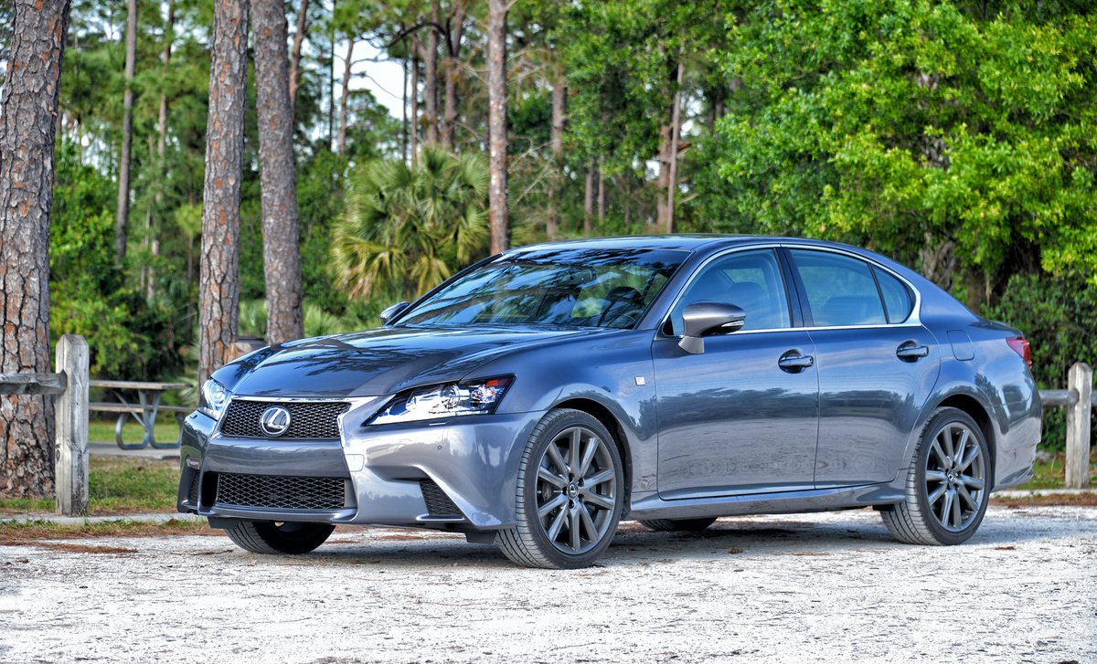 2019 Lexus GS 350 F Sport photo - 3