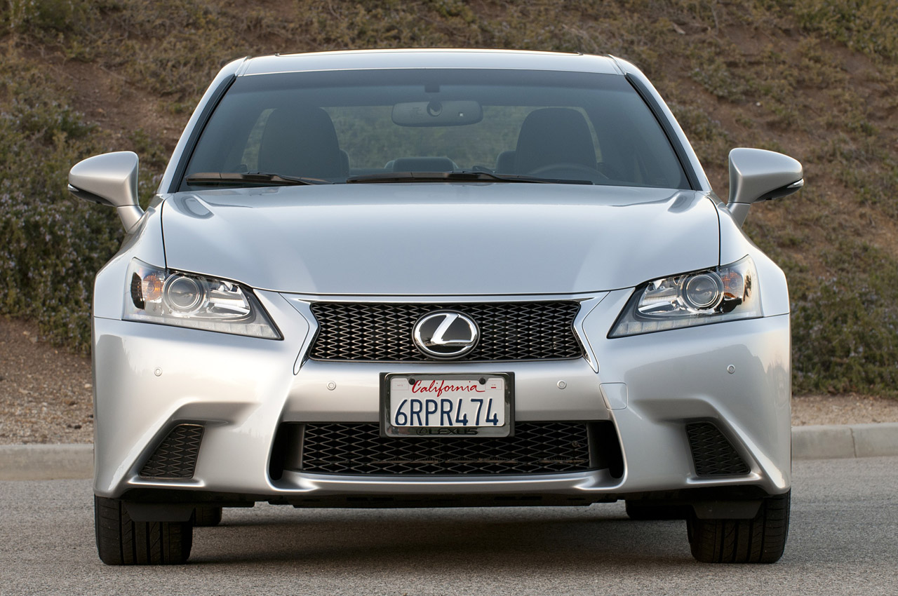 2019 Lexus GS 350 F Sport photo - 5